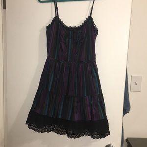 Betsey Johnson Striped Dress